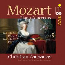 MOZART: Concerti per piano Vol. 9