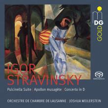 Stravinsky: Apollon Musagete E Altro