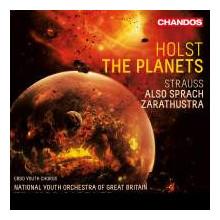 Holst: I Pianeti