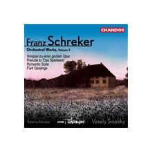 Schreker: Opere Orchestrali Vol.2