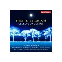 FINZI - LEIGHTON: Concerti per cello