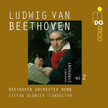 BEETHOVEN: Sinfonia N.2 e Ouvertures
