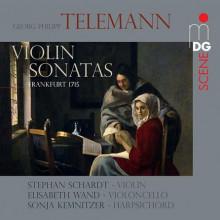 TELEMANN: Six Sonates a Violon seul