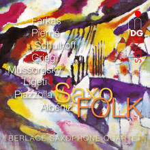 AA.VV.: Saxofolk
