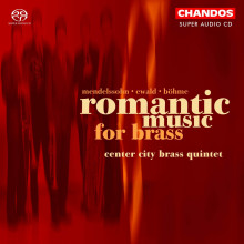 AA.VV.: Romantic music for brass