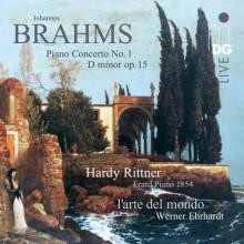 BRAHMS: Concerto N. 1 op. 15