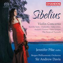 SIBELIUS: Violin Concerto e altre opere