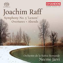 RAFF: Opere orchestrali - Vol.2