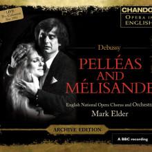 DEBUSSY: Pellea e Melisande (in inglese)