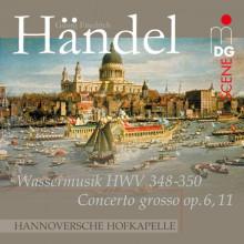 Handel: Water Music Hwv 348 - 350