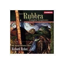 RUBBRA: Integrale delle Sinfonie