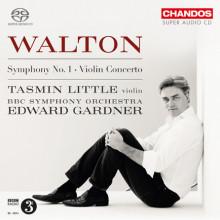 WALTON: Violin Concerto - Sinfonia N.1