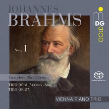 BRAHMS: Piano Trio - Vol.1