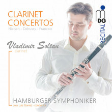 AA.VV.: Concerti per clarinetto