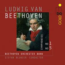 BEETHOVEN: Sinfonie NN. 1 & 2