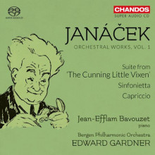 JANACEK: Orchestral Works - Vol.1