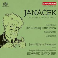 JANACEK: Orchestral Works - Vol.1