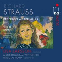 STRAUSS R.:Der Burger als Edelmann - op.60
