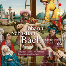 BACH: Passione S.Giovanni - BWV 245