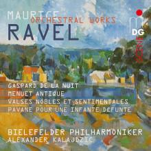 Ravel: Opere Orchestrali