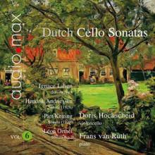 AA.VV.: Dutch cello Sonatas