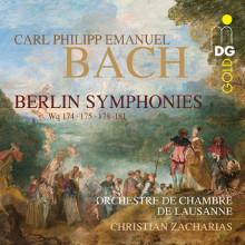 Bach C.p.e.: Berlin Simphonies