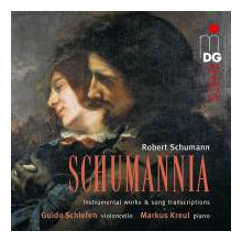 SCHUMANN: Opere per cello e piano