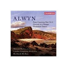 ALWYN: Concerti per piano NN. 1 & 2