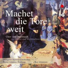 AA.VV.: Musica natalizia x coro e organo