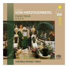 Herzogember: Piano Trios Op.24 & 36