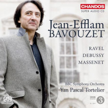 BAVOUZET esegue Ravel - Debussy - Massenet