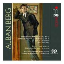 Berg: 3 Pezzi Per Orchestra - Op.6
