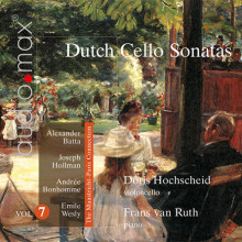 AA.VV.: Dutch Cello Sonatas - Vol.7