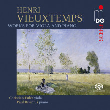 Vieuxtemps: Opere Per Viola E Piano