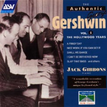 GERSHWIN: Authentic Gershwin Vol.4