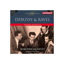 RAVEL / DEBUSSY: Quartetti per archi