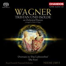 WAGNER: Trascrizioni per orchestra Vol.3