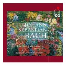 BACH: Goldber Variations(arr. x fagotti)