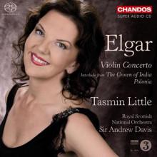 ELGAR: Concerto x violino e altre opere