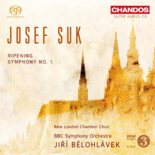 SUK: Sinfonia - Op.14 & Ripening - Op 34