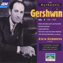 GERSHWIN: Authentic Gershwin Vol.3