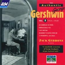 GERSHWIN: Authentic Gershwin Vol.2