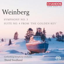 WEINBERG: Sinfonia N.3 - Suite N.4