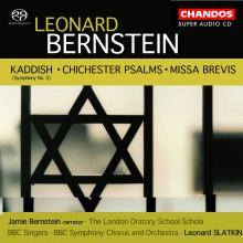 Bernstein: Kaddish - Chichester Psalms