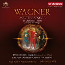 WAGNER: Trascrizioni per orchestra Vol.4