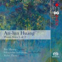 An - Iun Huang: Piano Trio Nn.1 & 2