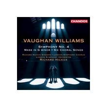 Vaughan Williams: Sinfonia N. 4 - Messa -
