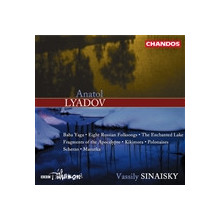 Lyadov: Scherzo - 8 Russian Folk Songs