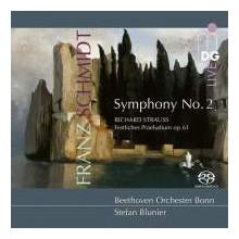 Schmidt:sinf.n.2 - Strauss:festival Prelue