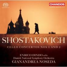 Shostakovich: Concerti X Cello Nn. 1 & 2